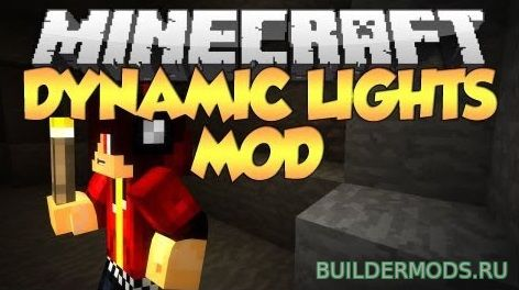 Dynamic Lights Minecraft