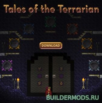 Tales of the Terrarian 1.3.1
