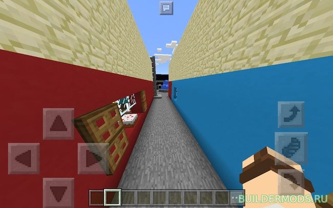 Escape map Minecraft PE