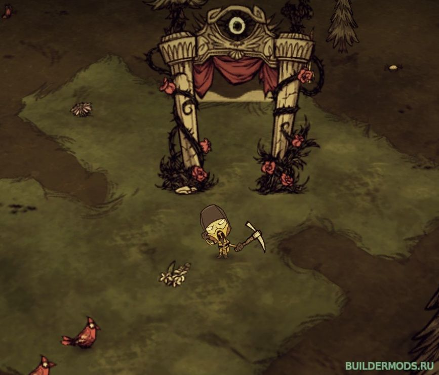 Скорпион Don't Starve Together
